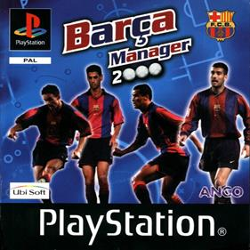 Barca Manager 2000