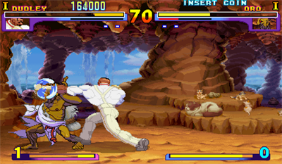Street Fighter III: New Generation - Screenshot - Gameplay