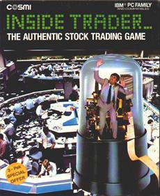 Inside Trader: The Authentic Stock Trading Game