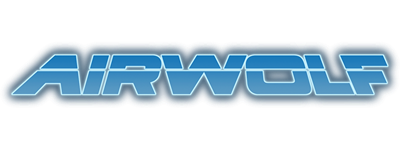 Airwolf - Clear Logo