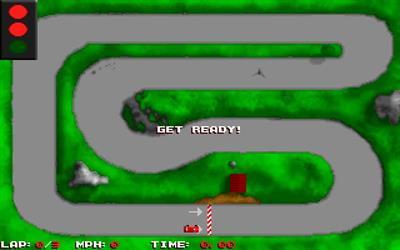 240 Racing - Screenshot - Gameplay
