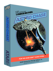Astro Chase - Box - 3D