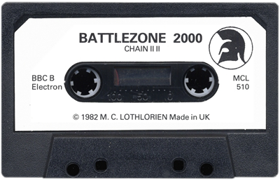 Battlezone 2000 - Cart - Front
