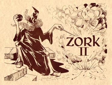 Zork II: The Wizard of Frobozz - Banner