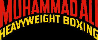 Muhammad Ali Heavyweight  Boxing - Clear Logo