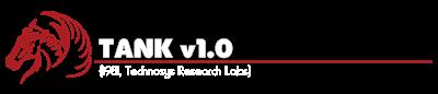 Tank 1.0 - Clear Logo