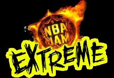 NBA Jam Extreme - Clear Logo