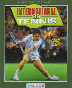 International 3D Tennis