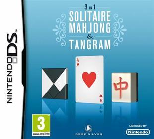 3 in 1: Solitaire Mahjong & Tangram