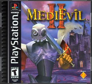 MediEvil II - Box - Front