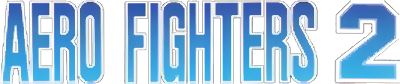Aero Fighters 2 - Clear Logo