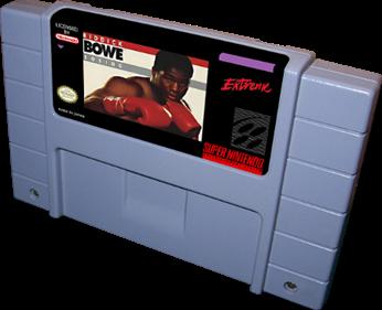 Riddick Bowe Boxing - Cart - 3D