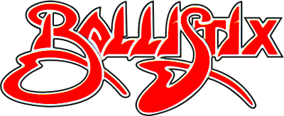 Ballistix - Clear Logo
