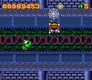 Coryoon: Child of Dragon - Screenshot - Gameplay