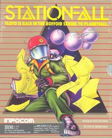 Stationfall