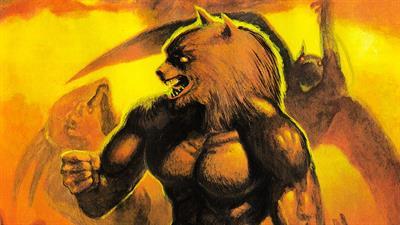Altered Beast - Fanart - Background