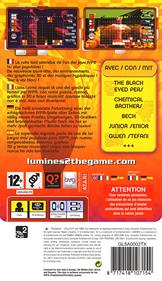 Lumines II - Box - Back