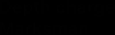 Depth Charge / Marksman  - Clear Logo