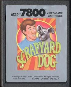 Scrapyard Dog - Cart - Front