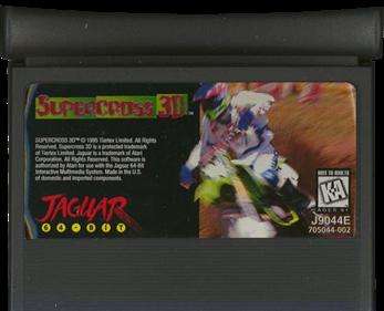 SuperCross 3D - Cart - Front