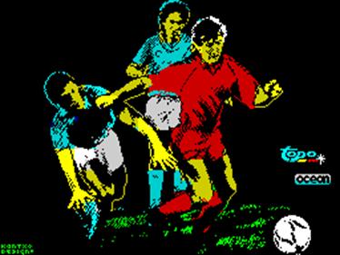 Emilio Butragueno Futbol - Screenshot - Game Title