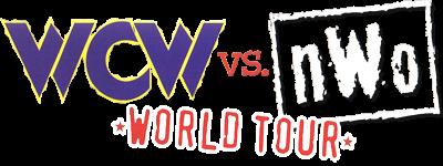 WCW Vs. nWo: World Tour - Clear Logo