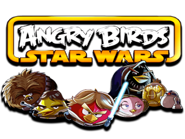 Angry Birds: Star Wars - Clear Logo