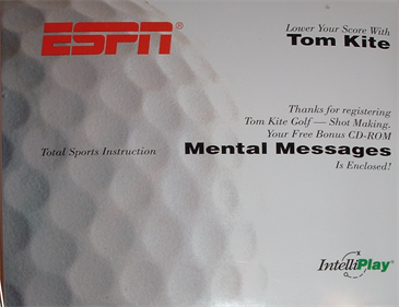 ESPN Golf: Lower Your Score With Tom Kite: Shot Making: Mental Messages