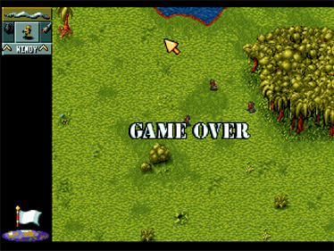 Cannon Fodder - Screenshot - Game Over