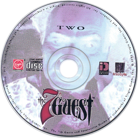 The 7th Guest - Disc