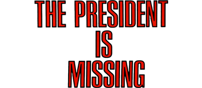 The President is Missing - Clear Logo
