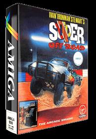 "Ivan ""Ironman"" Stewart's Super Off Road - Box - 3D"