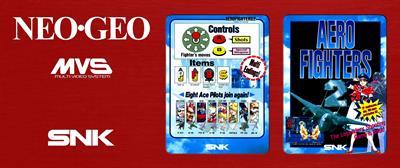 Aero Fighters 2 - Arcade - Marquee