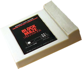 Block Maze - Cart - 3D