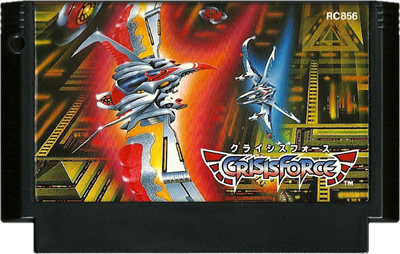 Crisis Force - Cart - Front