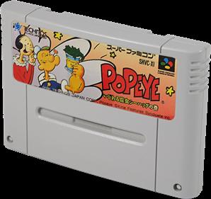 Popeye: Ijiwaru Majo Seahag no Maki - Cart - 3D