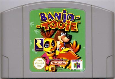 Banjo-Tooie - Cart - Front