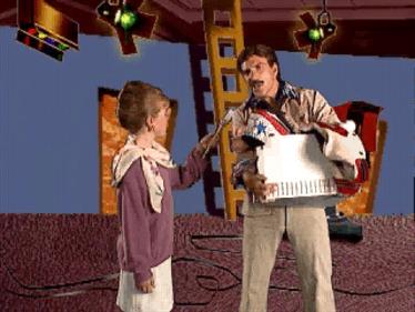 Club 3DO: Station Invasion - Screenshot - Gameplay