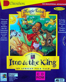 Magic Tales: Imo and The King