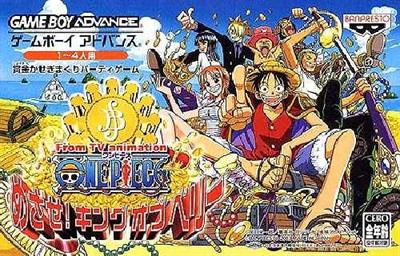 From TV animation: One Piece: Mezase! King of Berry