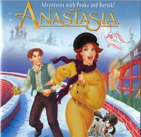 Anastasia: Adventures with Pooka and Bartok!