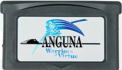 Anguna: Warriors of Virtue - Cart - Front