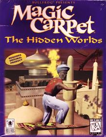 Magic Carpet: The Hidden Worlds