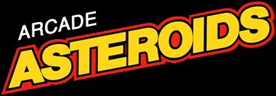 Arcade Asteroids - Clear Logo