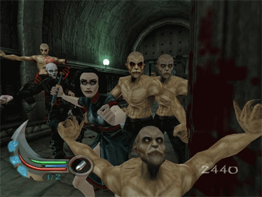 Blade II - Screenshot - Gameplay