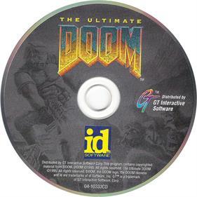 The Ultimate DOOM - Disc