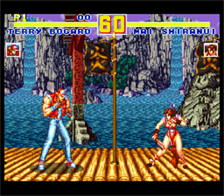 Fatal Fury Special - Screenshot - Gameplay
