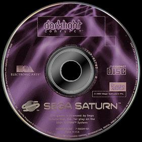Darklight Conflict - Disc