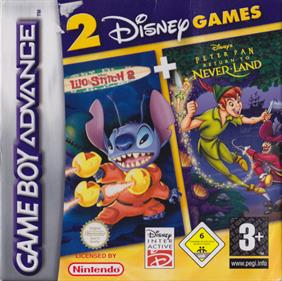 2 Disney Games: Lilo & Stitch 2 & Peter Pan: Return to Neverland