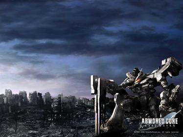 Armored Core: Last Raven - Fanart - Background